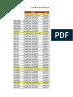 AUTORIDADES REGIONALES 2011-2014