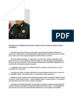Daniel Linsinbigler Update (Sheriff Beseler Photo)