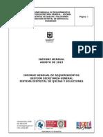 Informe Sdqs Sec Gen Agosto2013