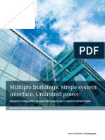 Siemens 2011 APOGEE Brochure