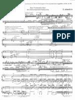 Xenakis - Kottos (1977 - Solo Cello)