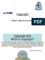 copyright top ten