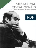 Mikhail Tal Tactical Genius - Alexander Raetsky & Maxim Chetverik