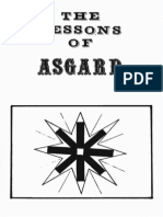 Asatru Free Assembly - The Lessons of Asgard Cd9 Id1728229008 Size818