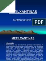 1a. Aula - Metilxantinas