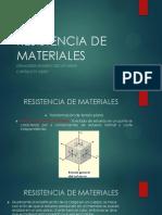 Resistencia de Materiales Granados