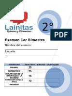 2do Grado - Bimestre 1(11-12).doc