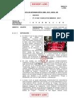 Ni 2588 Acciones de Protesta Contra Empresa Minera Coimolache 26nov13