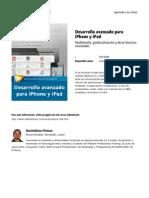 Desarrollo Avanzado Para iPhone y iPad