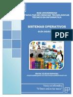 curso sistemas operativos