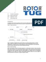 Ship Handling Rotor-tug