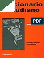 Valls, José L. - Diccionario de psicoanálisis