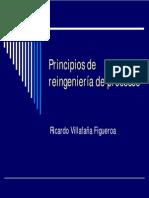 Principio s Re Ingenieria