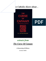 Do RCs Know About Excerpts From Curse of Canaan?
