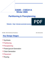 Ece260b w05 Partition Floorplan