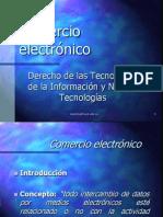 D° TIC  (Comercio elctrónico)