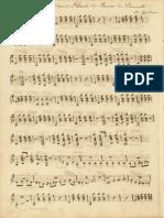 Duo de l Opera l Esule Di Roma Da Donizetti