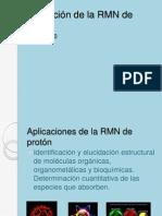 Aplicación de la RMN de protón.pptx