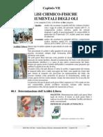 Cap VII Analisi Chimico-Fisiche e Strumentali Olio01