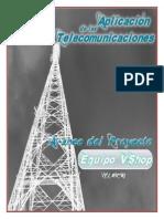 Telecomunicaciones Propuesta de red