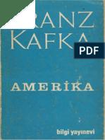Amerika, Kafka