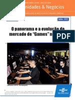 O Panorama e a Evoluc327a303o Do Mercado de Games No Brasil - Servic327os Julho2012