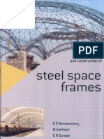 Analysis, Design and Construction of Steel Space Frames