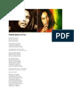 Bob Marley Them Belly Full