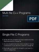 Multi c File