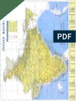 Indian Railmap
