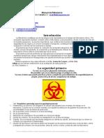 Manual Flebotomia