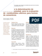 Validacion Cloruros y Humedad,