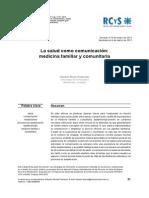 Artículo publicado en RCyS 2013