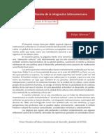 Aspectos Culturales de la integración latinoamericana -  Felipe Herrera