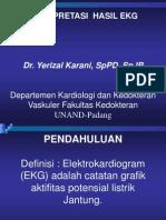 Interpretasi Hasil Ekg