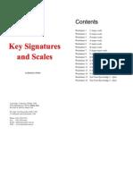 Keysign n Scales