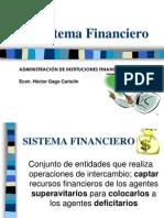 3El Sistema Financiero