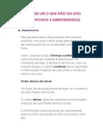 A ARTE DE LER O QUE NÃO FOI DITO.pdf