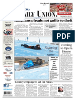 The Daily Union. December 28, 2013