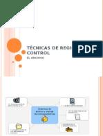 Archivo y Correspondencia