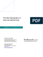 754 New Demography of Motherhood