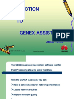18 Introduction to Genex Assistance