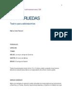 Falconi, María Inés - Sobre ruedas
