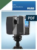 Faro Focus 3d Laser Scanner Brochure