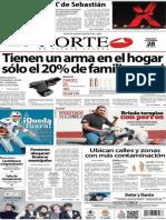 Periódico Norte de Ciudad Juárez 28 de Diciembre de 2013