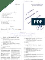 Programa II Congreso Educ Adultos
