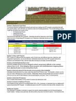 Individual PT Program Creation Template v2