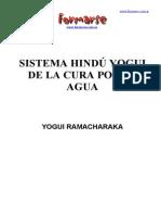 SISTEMA INDU YOGUI DE LA CURA POR EL AGUA = Ramacharaka_Agua.doc