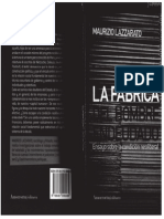Lazzarato, Maurizio La Fabrica Del Hombre Endeudado(Completo)