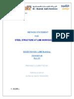 ABIS SK 061 MS Rev 0 Steel Structural Erection
